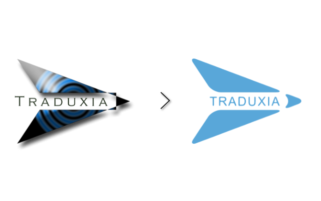 Old and new logo