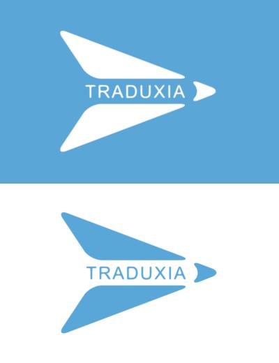 New logo Traduxia